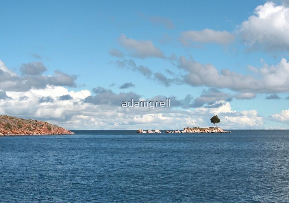 Little Island by adamgrell