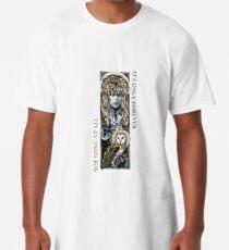 Labyrinth-Collage Longshirt