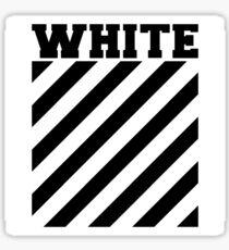 OFF WHITE Sticker