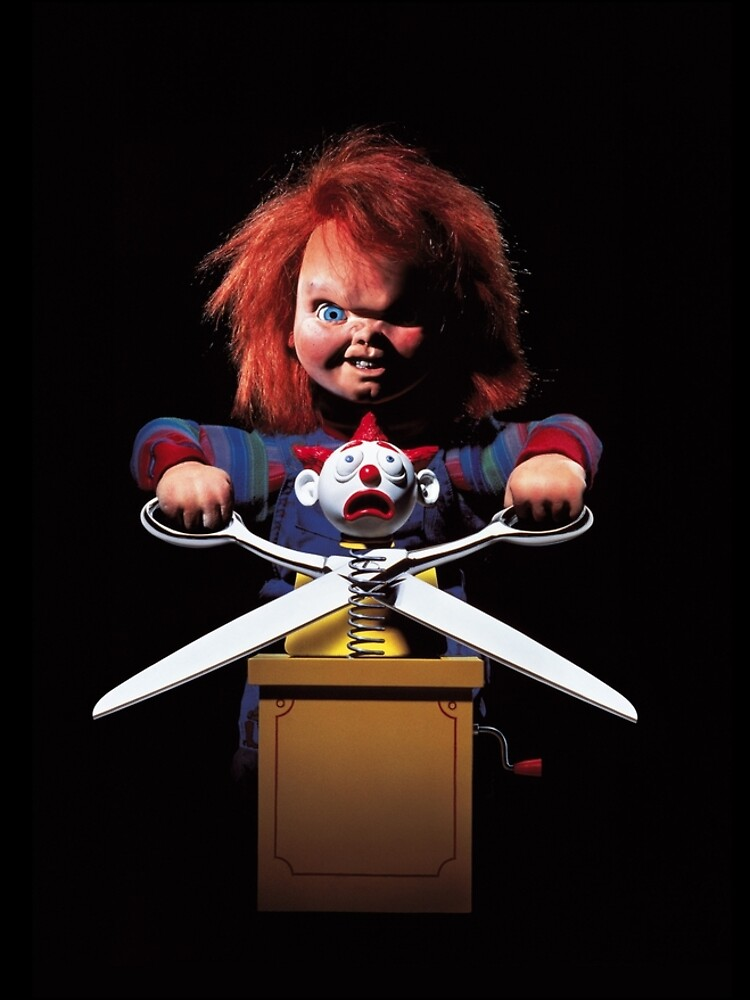 Child's Play - Chucky by minimalposters