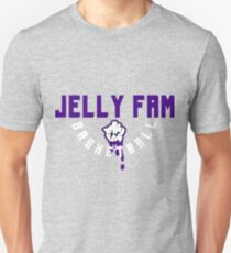 Jelly Fam Basketball Unisex T-Shirt