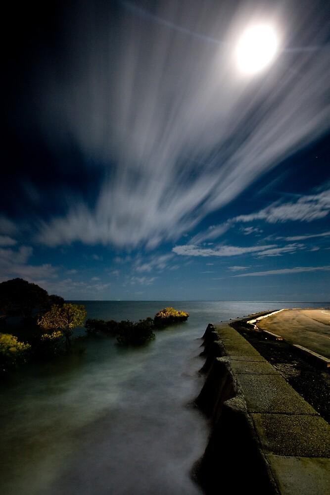 Moonshadow by Lance Jackson