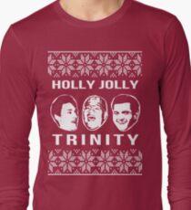 Holly Jolly Trinity Long Sleeve T-Shirt