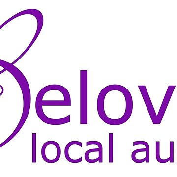 Beloved Local Author - Purple Version by queerscifi