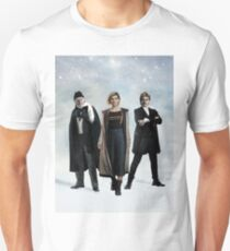 Three are better than one Unisex T-Shirt