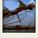 Faux-polaroids - Travelling (20) by Pascale Baud