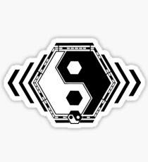 Digital Tao Sticker