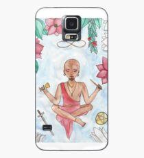 Queer Tarot: The Magician Case/Skin for Samsung Galaxy