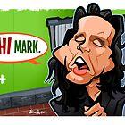 Oh Hi Mark (Green Screen) by binarygod