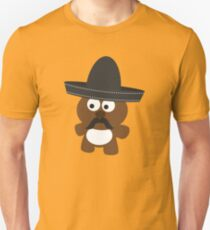 Osito Bandito Unisex T-Shirt