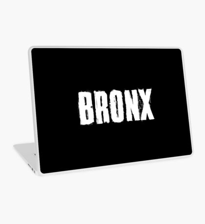 Bronx Trash Letters Laptop Skin