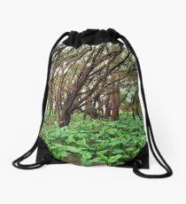 Bushland Drawstring Bag