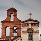 Church Bell by Anne-Marie Bokslag