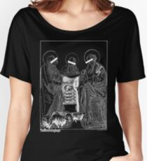 The Secret Chiefs [05 - for Black T-shirts] Women's Relaxed Fit T-Shirt