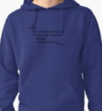 Positive thinking Pullover Hoodie