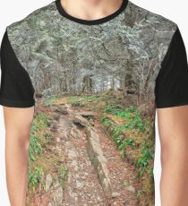 Frosted Appalachian Trail Graphic T-Shirt