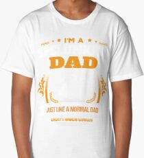 Spelunking Dad Christmas Gift or Birthday Present Long T-Shirt