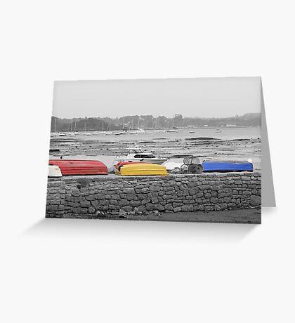 Splash of Colour Greeting Card