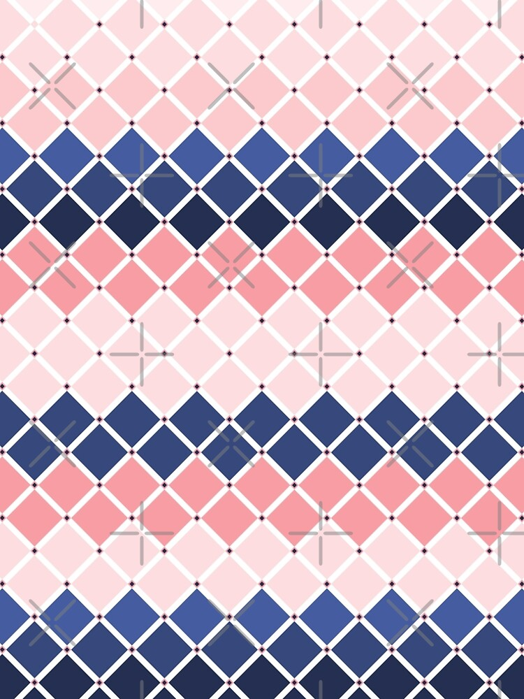 AFE Diamond Checker Tiles  by afeimages1