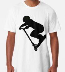 Scooter Boy 5B (kein Schatten) Stunt Scooter Longshirt