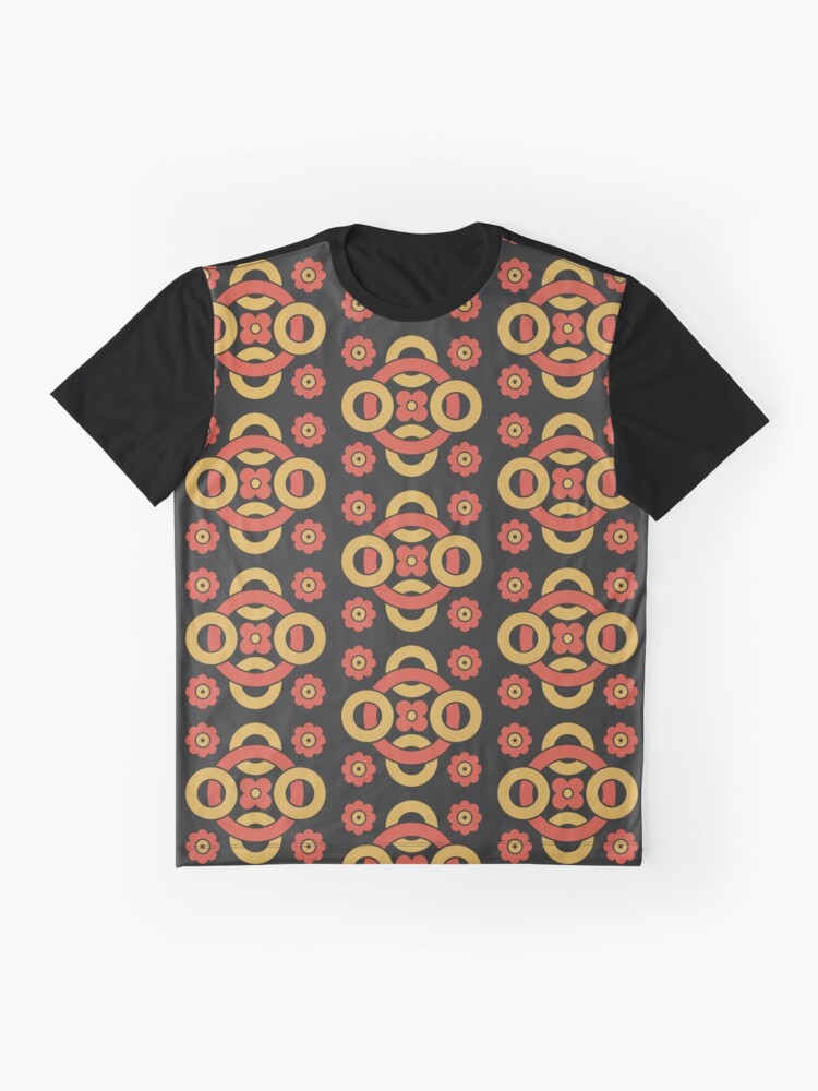 Alternate view of Circular vintage pattern by Christopher Dresser – State Library Victoria Graphic T-Shirt