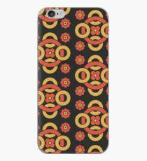 Circular vintage pattern by Christopher Dresser – State Library Victoria iPhone Case
