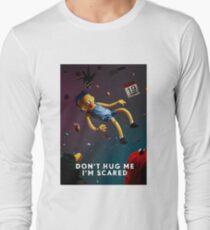 DON'T HUG ME I'M SCARED POSTER T-Shirt