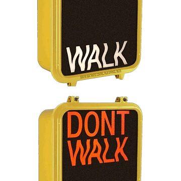 WALK - ODIO MI VIDA by ben-wut