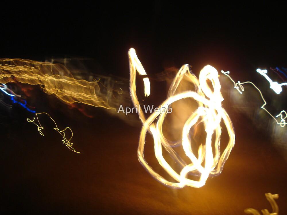 Fire Alien by April Webb