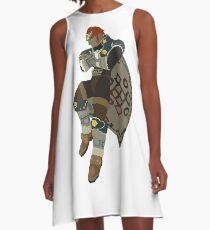 Vestido acampanado Ganondorf