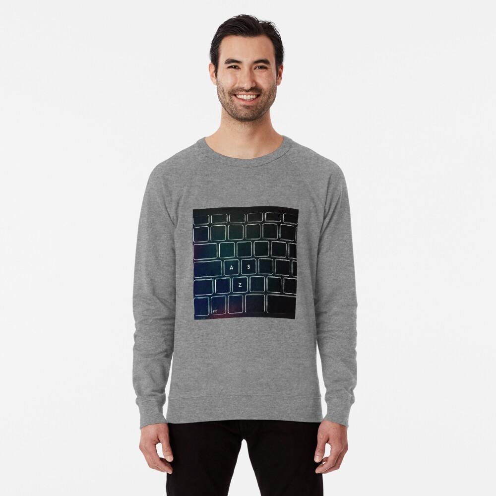 SZA - STRG Tastatur Leichter Pullover