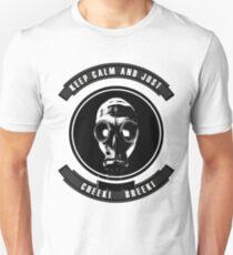 Slav Gas Mask  Unisex T-Shirt