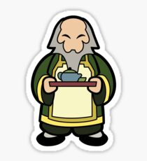 Tea Master Iroh Sticker