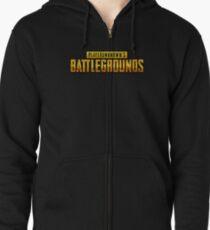 Playerunknowns battlegrounds Zipped Hoodie