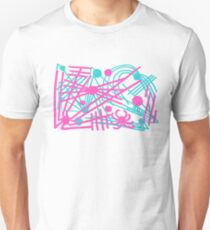 Spiders All Over (1990 Version) T-Shirt