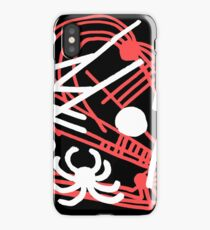 Spiders All Over iPhone Case