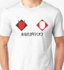 "Death Parade: ""Off you go"" Unisex T-Shirt"