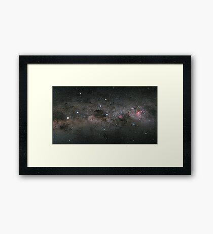 Southern Cross Framed Print
