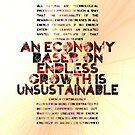 « Muse Unsustainable version 2 » par clad63