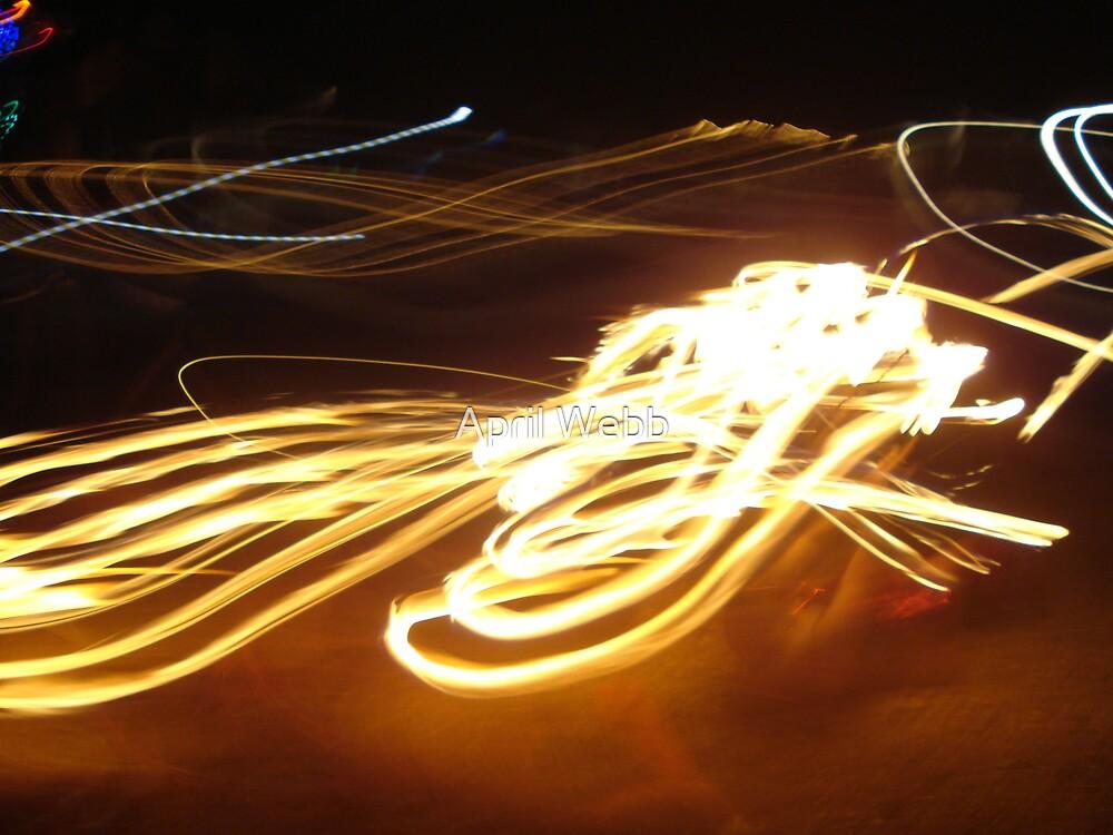 Fire Wow by April Webb