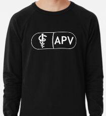 Schwarze APV Fan-Artikel Lightweight Sweatshirt