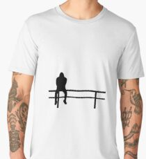 MR ROBOT Men's Premium T-Shirt