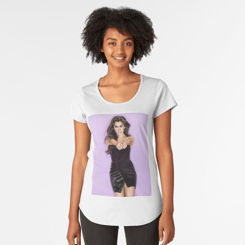 Quinta Armonía Lauren Jauregui Camiseta premium para mujer