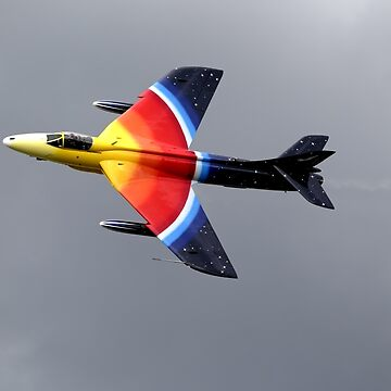 "Hawker Hunter F.58A  ""Miss Demeanour"" by AndyHkr"
