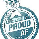 Gemeinnütziger AF, Proud AF von Nonprofit AF
