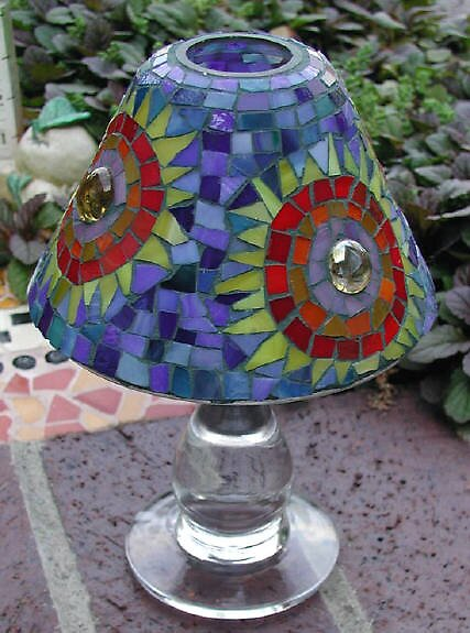 Lamp Shade by mosaicmaven