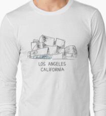 Camiseta de manga larga Los Angeles, California