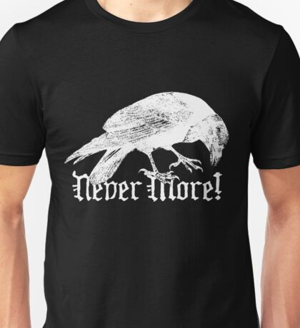 Raven Never More T-Shirt