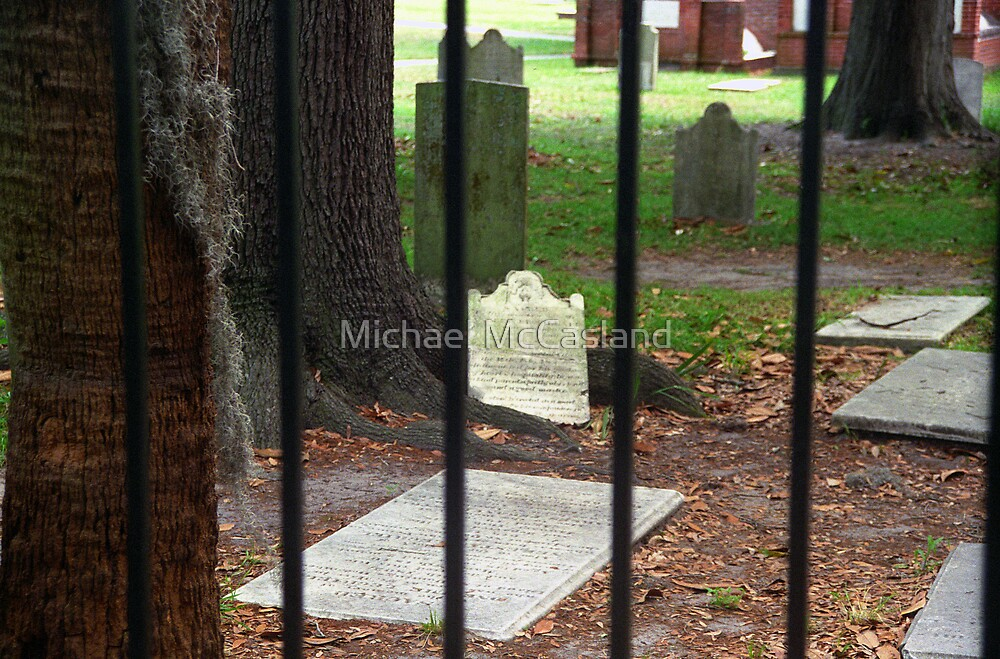 Imprisoning the Dead by Michael McCasland