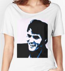 Elvis Presley by Tuticki Women's Relaxed Fit T-Shirt